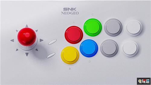 NEOGEO街机控制器Pro公开游戏阵容 SNK格斗经典大合集 电玩迷资讯 第4张