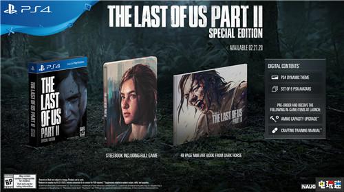 《最后生还者2》正式宣布明年2月21日发售 乔尔回归 索尼PS 第4张