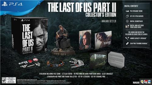 《最后生还者2》正式宣布明年2月21日发售 乔尔回归 索尼PS 第5张