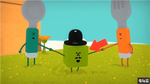 块魂制作人新作《Wattam》公开连接伙伴创造乐章 电玩迷资讯 第2张