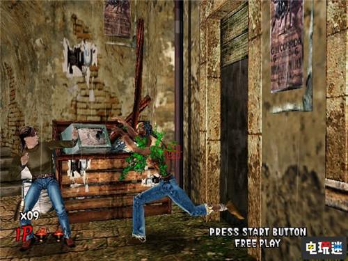经典恐怖光枪射击游戏《死亡之屋》1至2代将重置 电玩迷资讯 第3张