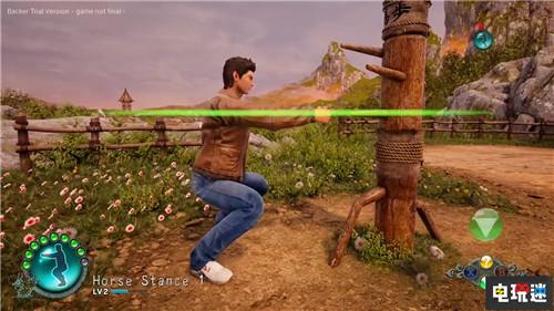《莎木3》推出PC众筹者试玩版体验游戏一天内容 电玩迷资讯 第1张