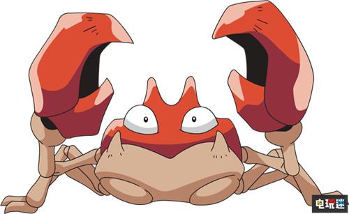"""日本宝可梦页面""""大钳蟹大量发生""""或为新伽勒尔进化型 任天堂SWITCH 第1张"""