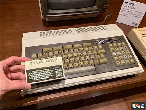 日本传奇游戏主机PC-8001宣布10月推出迷你复刻版 电玩迷资讯 第1张