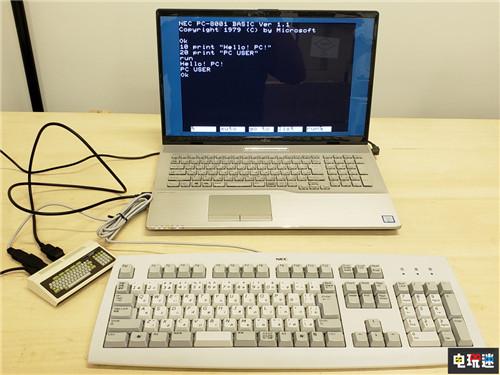日本传奇游戏主机PC-8001宣布10月推出迷你复刻版 电玩迷资讯 第5张