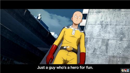 《一拳超人:无名英雄》11月开启内部测试 电玩迷资讯 第1张