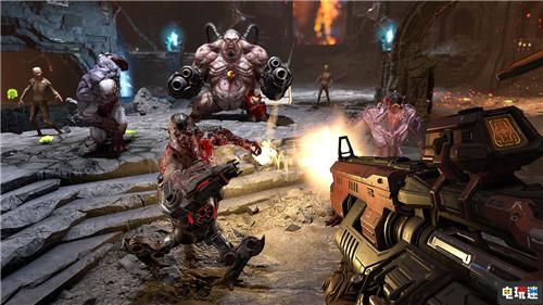 《毁灭战士:永恒》宣布延期至明年3月 增加入侵模式 id Software 贝塞斯达 PC Switch Xbox One PS4 毁灭战士64 DOOM 毁灭战士:永恒 电玩迷资讯  第4张