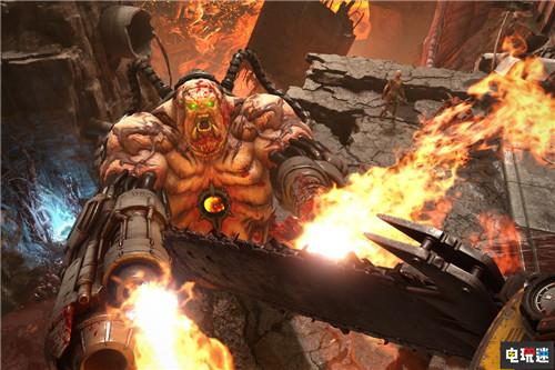 《毁灭战士:永恒》宣布延期至明年3月 增加入侵模式 id Software 贝塞斯达 PC Switch Xbox One PS4 毁灭战士64 DOOM 毁灭战士:永恒 电玩迷资讯  第5张