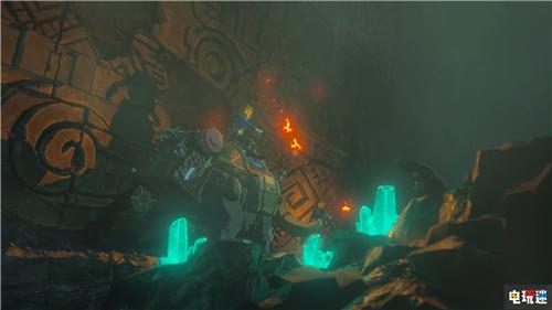 《塞尔达传说:旷野之息》续作招募关卡与场景设计师 任天堂SWITCH 第4张