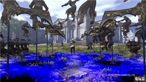 """镰刀""""割草""""《无双大蛇3终极版》哈迪斯演示公开 电玩迷资讯 第4张"""