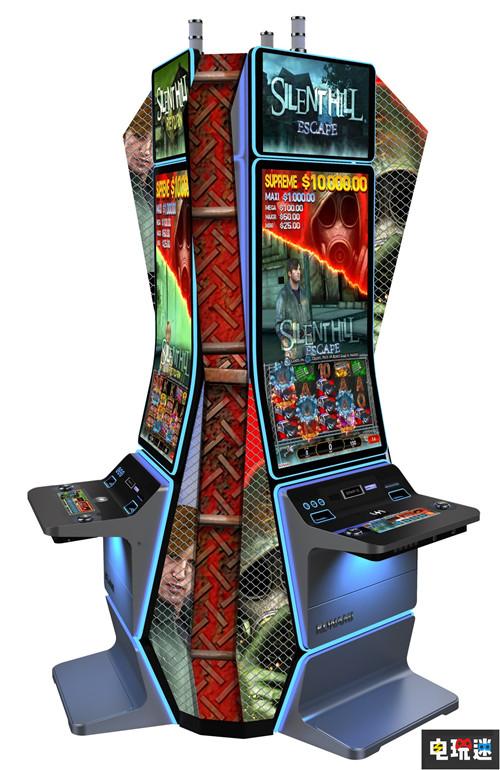不出所料科乐美推出《寂静岭》新作为老虎机 电玩迷资讯 第2张
