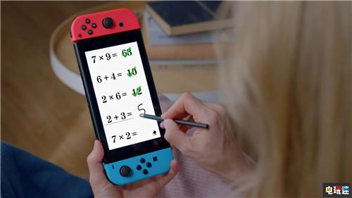 任天堂公开Switch版《脑锻炼》演示4+8=? 任天堂SWITCH 第2张