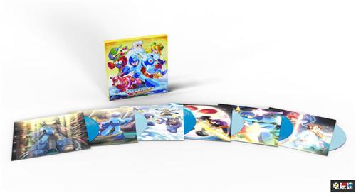 《洛克人》推出黑胶唱片6片收录152曲 电玩迷资讯 第1张
