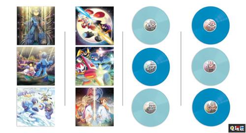 《洛克人》推出黑胶唱片6片收录152曲 电玩迷资讯 第4张