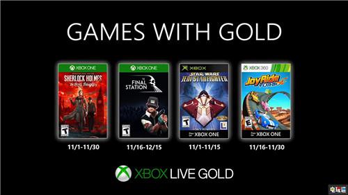 XboxOne 11月会免阵容:夏洛克福尔摩:恶魔之女在列 微软XBOX 第1张