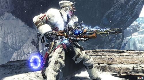 《怪物猎人世界:冰原》生化2联动上线 PS4地平线联动时间公开 索尼PS 第5张