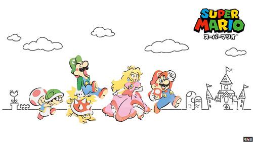 任天堂东京旗舰店将推出马里奥主题家庭餐具 Nintendo Tokyo 超级马里奥 任天堂 任天堂SWITCH  第1张