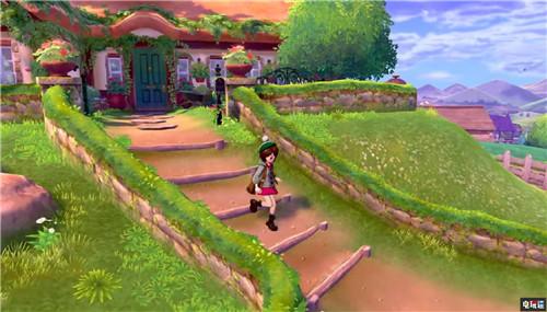 《宝可梦:剑盾》内藏Joy Con手柄彩蛋 任天堂 Switch Joy Con 宝可梦:剑盾 任天堂SWITCH  第1张