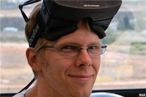 FPS之父约翰·卡马克获VR终身成就奖 但其对VR发展不满意 电玩迷资讯 第1张
