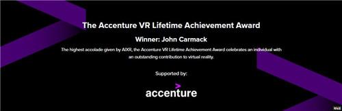 FPS之父约翰·卡马克获VR终身成就奖 但其对VR发展不满意 电玩迷资讯 第2张