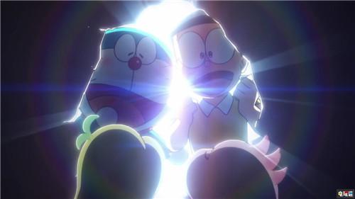 《哆啦A梦:大雄的新恐龙》同名Switch游戏将与动画一同推出 Switch 哆啦A梦:大雄的新恐龙 任天堂SWITCH  第2张