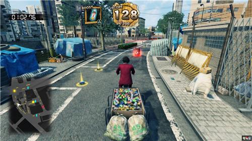 《如龙7》赚钱方法介绍:从捡破烂开始 索尼PS 第1张