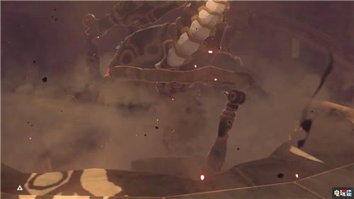 国外高玩展示一击秒杀《塞尔达传说:旷野之息》最终boss灾厄盖侬 任天堂SWITCH 第5张
