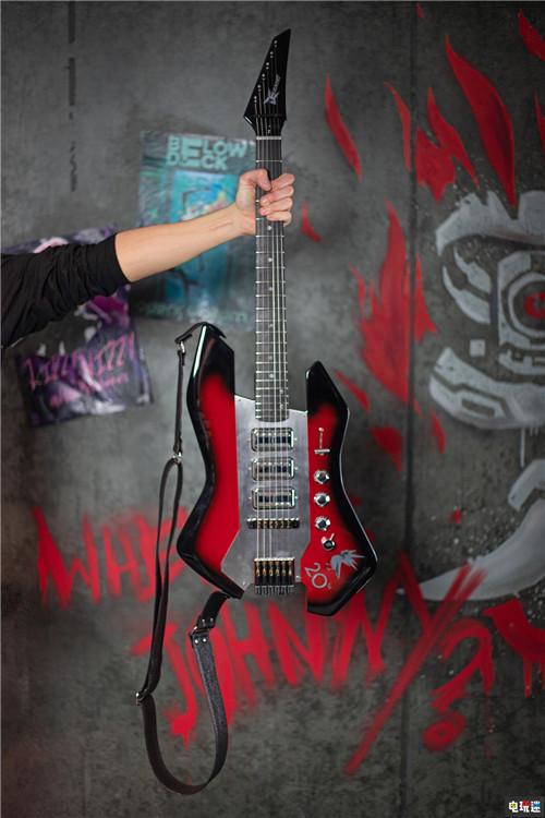 CDPR晒员工工作纪念奖品 25年老员工有基努签名电吉他 电玩迷资讯 第5张