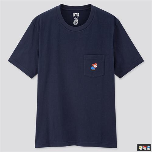 还没夏天优衣库就公开了超级马里奥联动T恤 任天堂SWITCH 第7张
