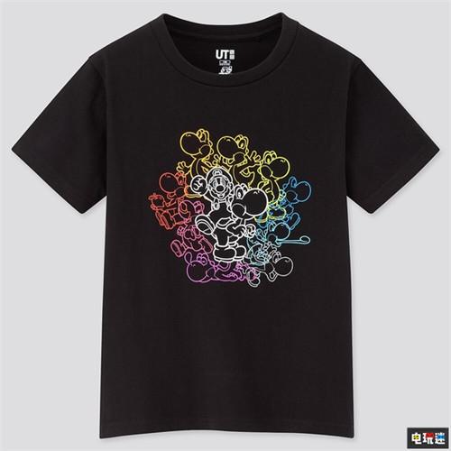 还没夏天优衣库就公开了超级马里奥联动T恤 任天堂SWITCH 第9张