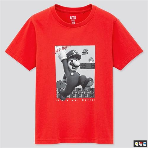 还没夏天优衣库就公开了超级马里奥联动T恤 任天堂SWITCH 第10张