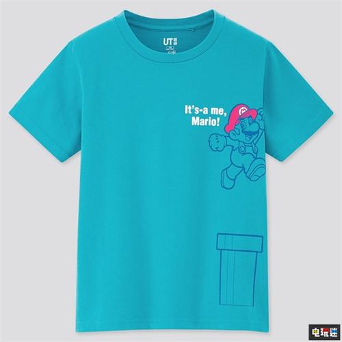 还没夏天优衣库就公开了超级马里奥联动T恤 任天堂SWITCH 第8张