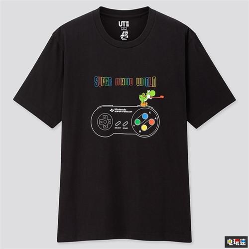 还没夏天优衣库就公开了超级马里奥联动T恤 任天堂SWITCH 第11张