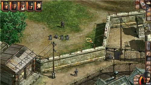 《盟军敢死队2高清重制版》公开多张新截图