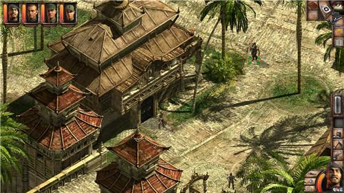 《盟军敢死队2高清重制版》公开多张新截图 XboxOne PS4 盟军敢死队2高清重制版 电玩迷资讯  第3张