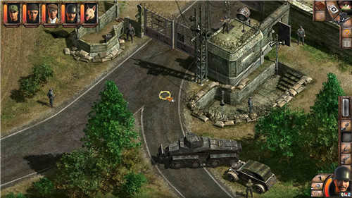 《盟军敢死队2高清重制版》公开多张新截图 XboxOne PS4 盟军敢死队2高清重制版 电玩迷资讯  第5张
