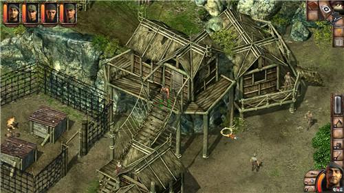 《盟军敢死队2高清重制版》公开多张新截图 XboxOne PS4 盟军敢死队2高清重制版 电玩迷资讯  第8张