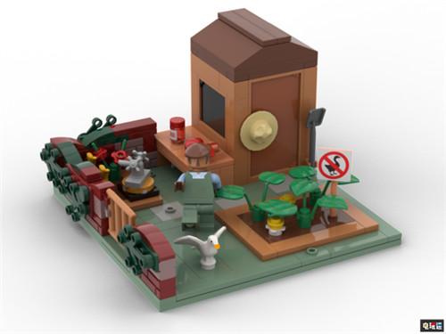 玩家向乐高提交《无名大鹅》乐高套装 过万支持就可能成真 LEGO 乐高积木 无名大鹅 电玩迷资讯  第1张