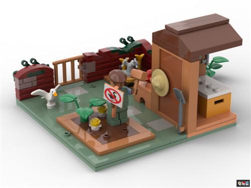 玩家向乐高提交《无名大鹅》乐高套装 过万支持就可能成真 LEGO 乐高积木 无名大鹅 电玩迷资讯  第3张
