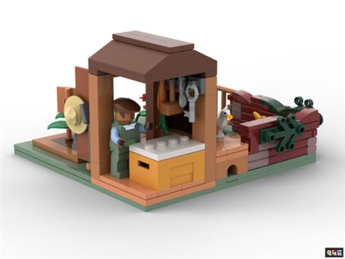 玩家向乐高提交《无名大鹅》乐高套装 过万支持就可能成真 LEGO 乐高积木 无名大鹅 电玩迷资讯  第2张
