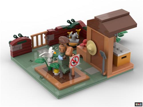 玩家向乐高提交《无名大鹅》乐高套装 过万支持就可能成真 LEGO 乐高积木 无名大鹅 电玩迷资讯  第5张