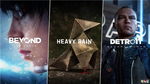 《底特律:变人》开发商宣布自主发行游戏 Quantic Dream 超凡双生 底特律:变人 暴雨 电玩迷资讯  第3张