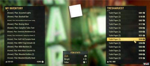 《辐射76》玩家开始哄抬厕纸价格 电玩迷资讯 第2张