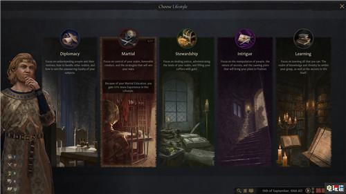 P社四萌新作《十字军之王3》宣布9月2日发售 支持简体中文 电玩迷资讯 第3张