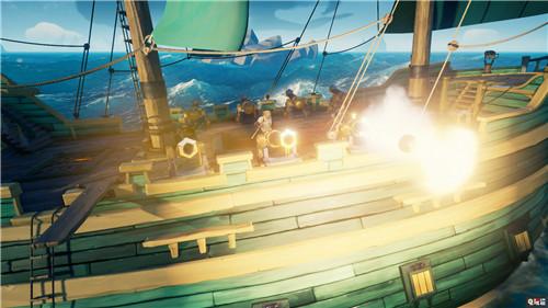 微软宣布《盗贼之海》6月3日登陆Steam STEAM 第3张