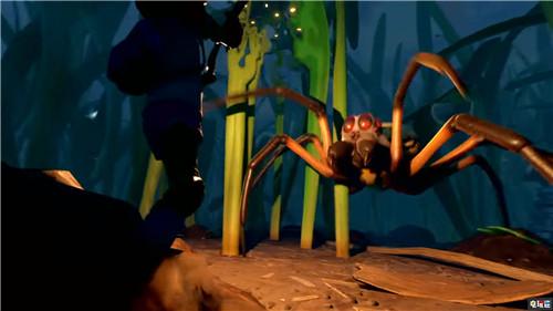 《Grounded》6月9日推出试玩版 体验微观世界 Windows XboxOne Steam 黑曜石娱乐 Grounded 电玩迷资讯  第3张
