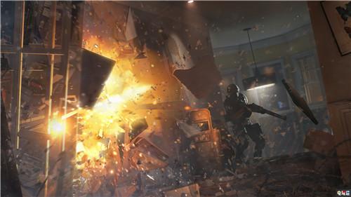 """《彩虹六号:围攻》现""""炸房挂"""" 官方正在修复 电玩迷资讯 第1张"""