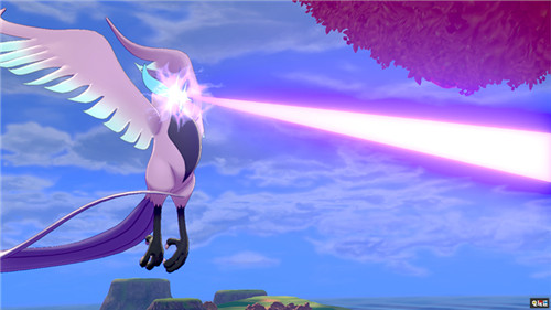 《宝可梦:剑盾》DLC新增宝可梦公开 三柱神有新伙伴 任天堂SWITCH 第5张