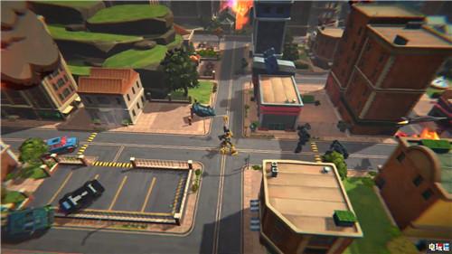 孩之宝推出变形金刚游戏新作《变形金刚:战场》 PC XboxOne PS4 Switch 变形金刚:战场 孩之宝 电玩迷资讯  第3张