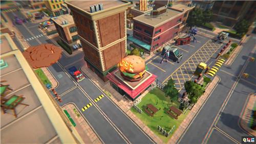 孩之宝推出变形金刚游戏新作《变形金刚:战场》 PC XboxOne PS4 Switch 变形金刚:战场 孩之宝 电玩迷资讯  第2张